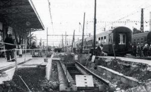 Gare de La Négresse
