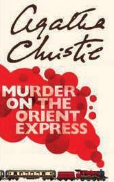 """Agatha Christie """"Crime de l'Orient Express"""