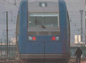 X TER, à Villeneuve- Saint-Georges.