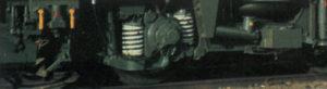 bogie moteur Z 2N