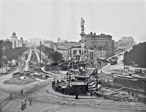 Metro de New-York, XXe siècle