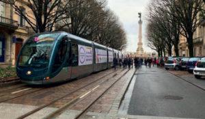 La ligne D de Bordeaux
