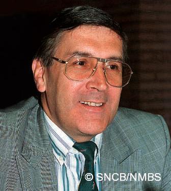 Etienne Schouppe, administrateur délégué de la SNCB