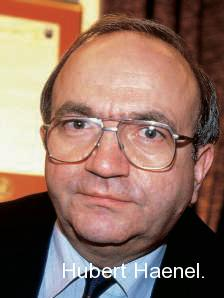 Hubert Haenel.