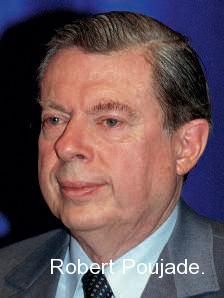 Robert Poujade.