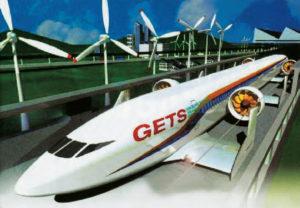 Panneaux solaires et éoliennes fourniront l'énergie nécessaire à l'« aile volante » du professeur Kohoma