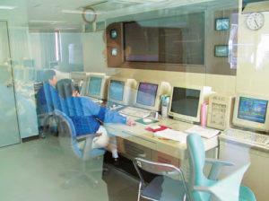 Poste de commande ferroviaire centralisé