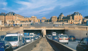Autoroute sous le château de Versailles pour désengorger le triangle de Rocquencourt