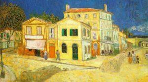 La Maison jaune de Van Gogh