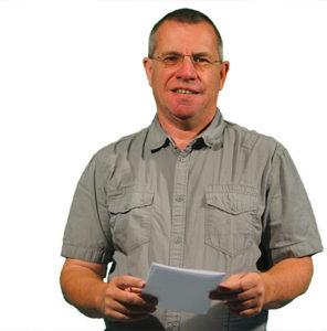 Thierry Pupier, fondateur d'Aiguillages