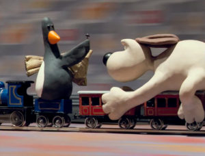 Wallace & Gromit - Un mauvais pantalon © DR