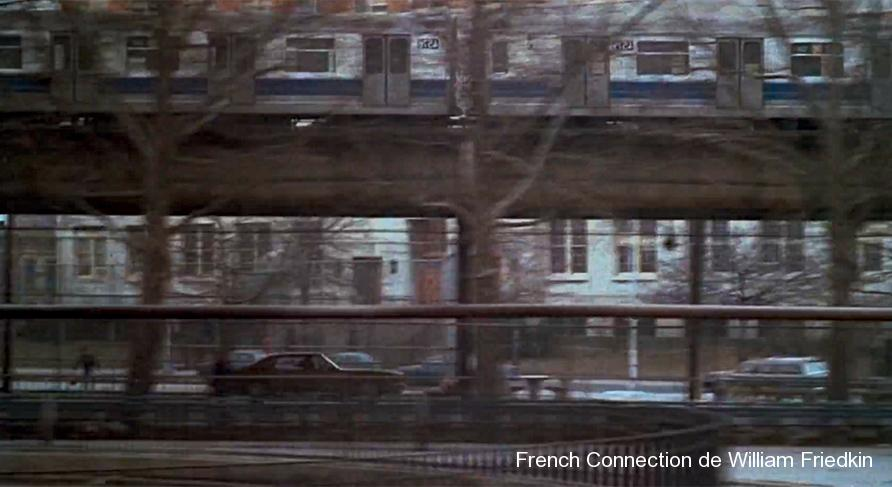 French Connection de William Friedkin