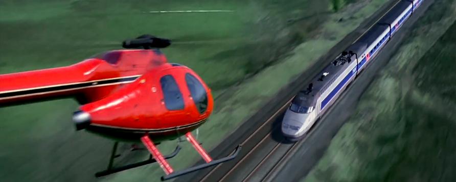 Mission Impossible, de Brian De Palma