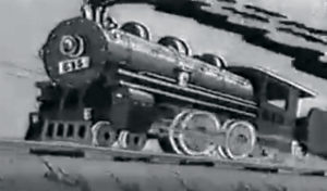 Buddy's Trolley Troubles de Friz Freleng, Warner Bros. Pictures (1934).