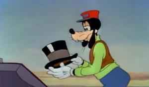 Dingo, Baggage Buster di Jack Kinney. Walt Disney Productions (1941).