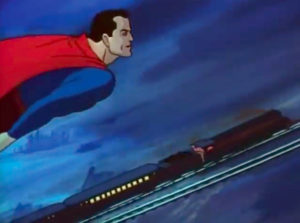 Superman - Billion Dollar Limited di Dave Fleischer. Fleischer Studios (1942).