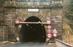 Tunnel Le Lioran © P.O SAVREUX AUTO PLUS