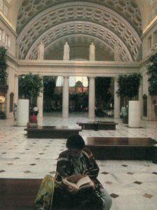 A Washington, Union Station, l'un des symboles du style Beaux-Arts, est redevenue un espace de vie et de sécurité. © DELLUC-XPN / REA