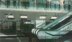 Des escalators modernisés permettront de fluidifier les liaisons. © DR